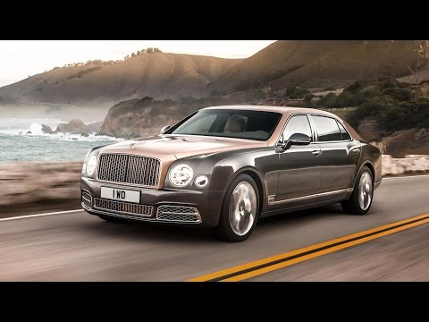 2016 Bentley Mulsanne EWB