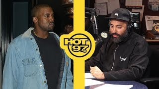 Ebro Talks To Kanye West & Candace Owens; Breaks Down Conversation [VIDEO]