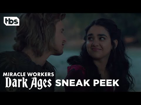 Miracle Workers: Dark Ages | A Date with Alexandra Sh*tshoveler - Episode 8 Exclusive Scene | TBS