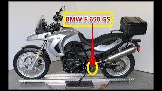 7. BMW F 650 GS