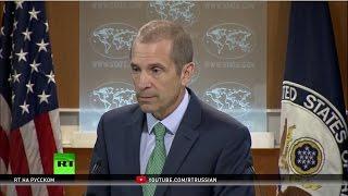 Госдеп допускает, что американское оружие может оказаться в руках террористов