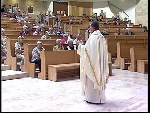 2018-06-24 2018-06-24 Vasárnapi szentmise a Gazdagréti Szent Angyalok Plébánián (Keresztelő János születése)