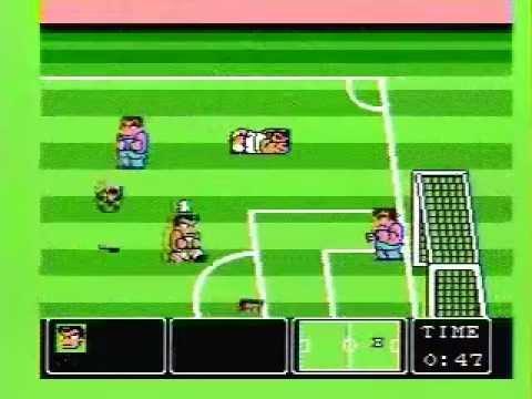 soccer nes games