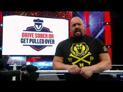 0 Big Show Speaks Out Against Drunk Driving, Donald Trump Praises Linda McMahon, Edge