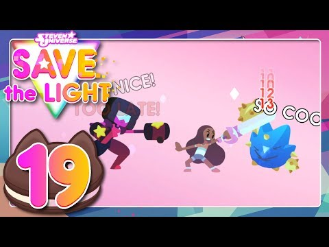 Steven Universe: Save the Light - Part 19 - Cryptic Cave