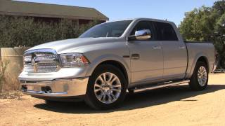 Real World Test Drive Ram Eco Diesel 2014