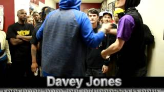 Speak Up Battle League | Davey Jones vs. Jadiverse