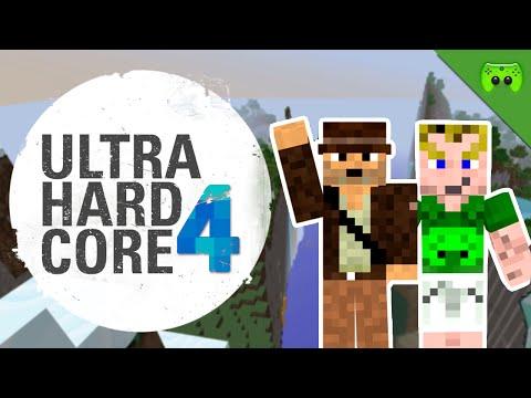 MINECRAFT UHC4 # 3 - Team Geilheit geht vor «» Let's Play Minecraft Ultra Hardcore PVP  | HD
