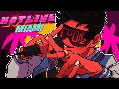 Beard oil - FREE FLOW FRIDAY!  Hotline Miami