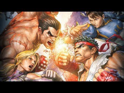 Tekken vs Street Fighter Legend of Fist and Fury Full Movie 2017 HD