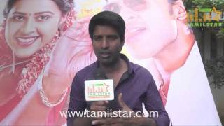 Soori at Vellaikaara Durai Movie Team Interview
