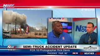 COVERING BREAKING NEWS: Insight From Fox 10 Photographer Rick Davis