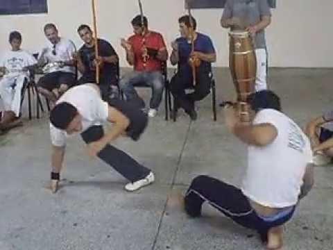 Formado Paulo e Instrutor Pakinha Grupo Arte da Capoeira - Japira Pr.