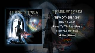 NEW DAY BREAKIN' from the Album 'Saint Of Lost Souls by HOL