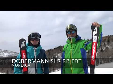 NORDICA SLR RB FDT