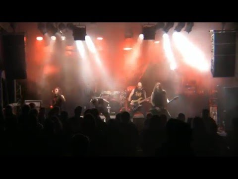Nahum - Room 101 (Official live video) - MetalGate Czech Death Fest 2014