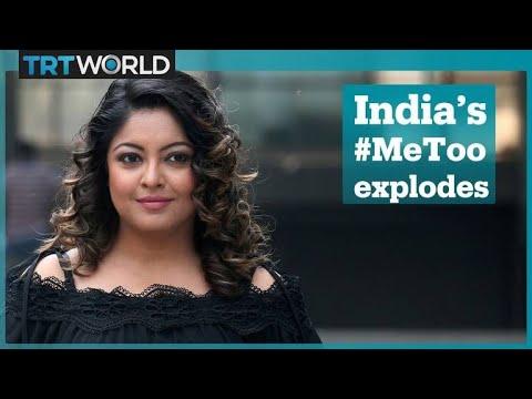 #MeToo movement hits India hard