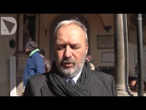 ENRICO BOCCI SU RESTAURO ANNUNCIAZIONE - dichiarazione