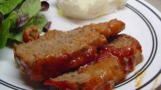 Meat Loaf Recipes YouTube video