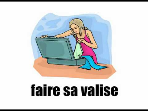 [Basic French lesson] [Vocabulary] Les verbes #6