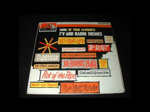 More of Your Favourite TV and Radio Themes (Complete Album) Side 1, 1962