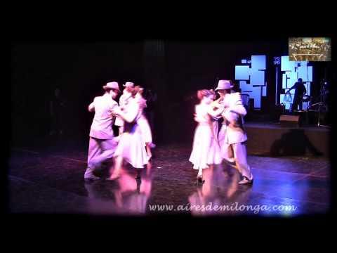 Corporación Tango en Canal 7 TV, Buenos Aires
