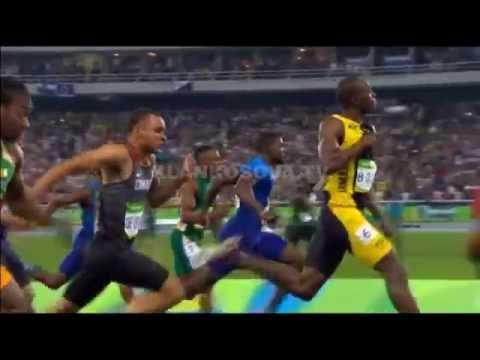 Kampionet e paprekshem, Michael Phelps dhe Usain Bolt - 15.08.2016 - Klan Kosova