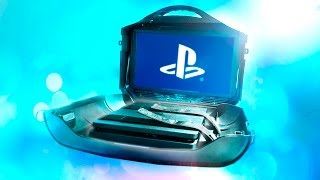 Building the Portable PS4