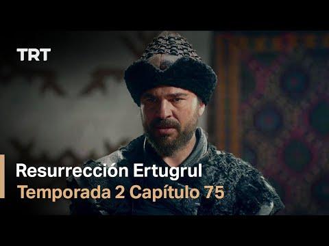 Resurrección Ertugrul Temporada 2 Capítulo 75