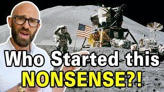 Video Who Started the Moon Landing Hoax Conspiracy Theory? MP3, 3GP, MP4, WEBM, AVI, FLV Juni 2019