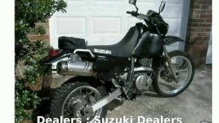 10. 2009 Suzuki DR 650SE  Features Info Transmission Specification Top Speed Engine Details