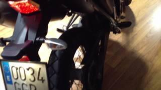 10. bmw G650 xcountry 6700km 2008 3800€ - motissimo motos ocasion barcelona