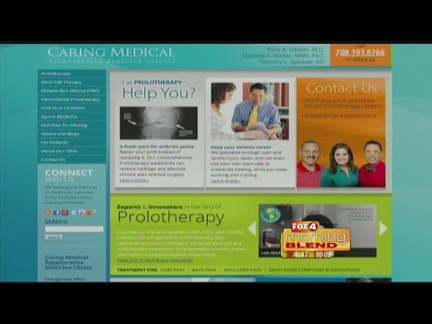 Caring Medical-Prolotherapy