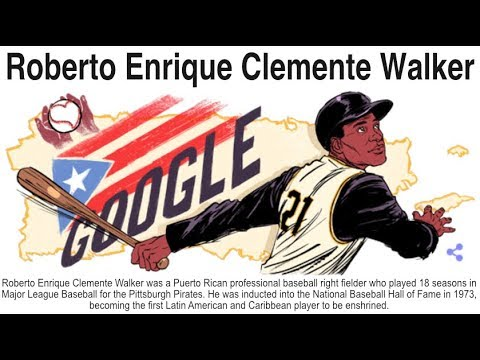 Randall M. Rueff learns about Roberto Enrique Clemente Walker on 10-11-2018 A.D.