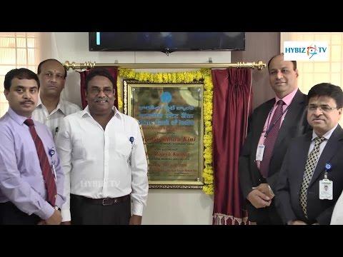 , SBI Chirec Avenue Branch at Kondapur Hyderabad