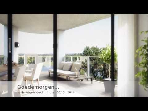 De Amazones: Luxe appartementen in Den Bosch