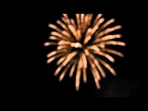 2012年9月15日 大阪市平野区 川辺八幡神社(秋祭り)花火