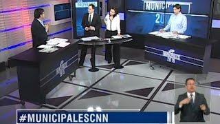 En un nuevo debate por Municipales en CNN Chile estuvieron invitados los candidatos Daniel Jadue (PC) y Marcelo Teuber (UDI). Conoce las propuesta para la co...