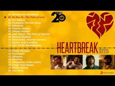 Video Sad Love Songs - Top Hits | Tamil | Jukebox download in MP3, 3GP, MP4, WEBM, AVI, FLV January 2017
