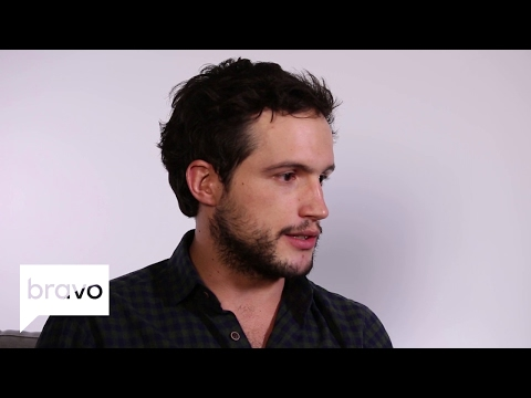 Imposters: Rob Heaps and Parker Young Tease Uma Thurman's Imposters Role (Season 1)   Bravo