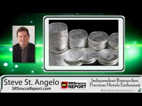 The Inevitable Rise of Silver, It's the Energy Cost – Steve St. Angelo Interview July 2013