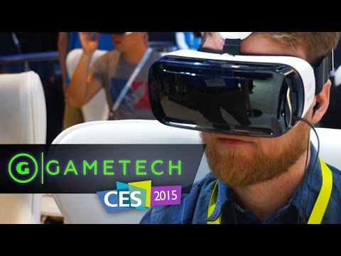 The Absolute Best (and Worst) of VR – Gametech at CES 2015