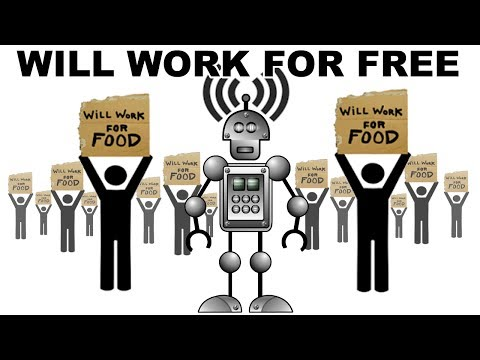 work - Will Work For Free is a documentary by Sam Vallely on the subject of technological unemployment. this work is protected under fair use and will always be fre...