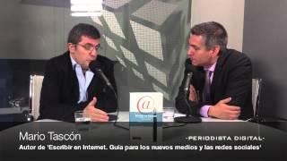 Entrevista a Mario Tascón. 2 octubre 2012