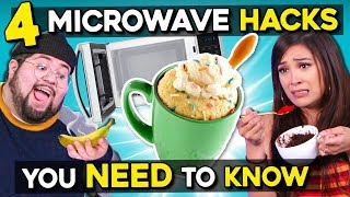 4 Microwave Hacks You Need To Know