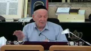 """הרב חיים כהן (""""החלבן"""") – פרשת חוקת (ה'תשע""""ד)"""