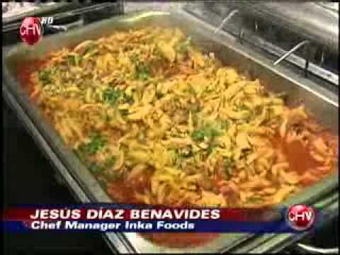 Chilenos prefieren comida peruana en sus fiestas patrias.