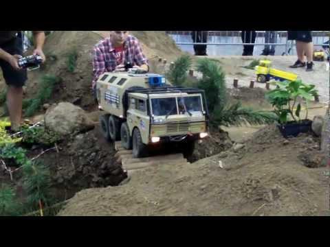 2011 Messe Leipzig RC Truck Trial - Don Pero Tatra 813 Kolos