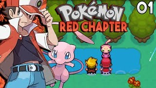 POKEMON ADVENTURES RED CHAPTER Part 1 Phantom Pokemon! Pokemon Rom Hack Gameplay Walkthrough ...