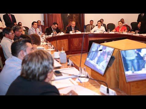 Cabildo H. Ayuntamiento Tlalnepantla de Baz 30 mayo 2019
